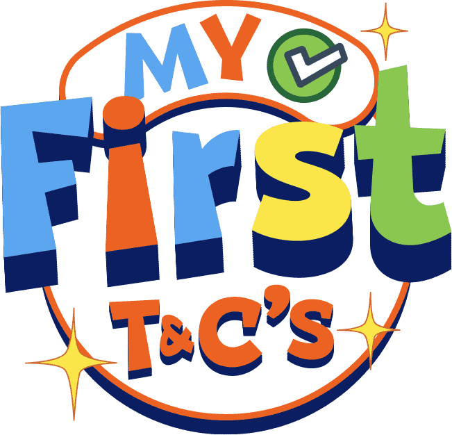 My First T&C's toy logo