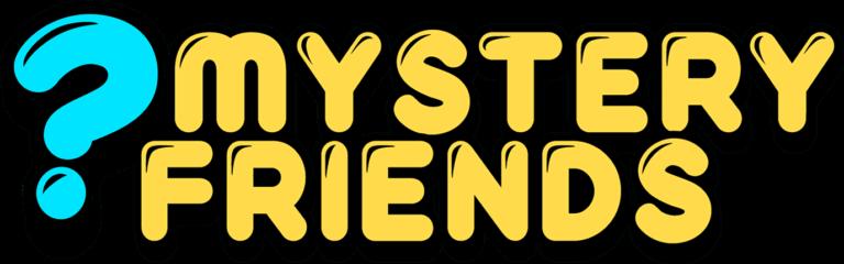 Mystery Friends toy logo