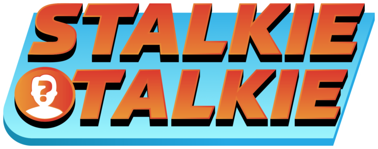 Stalkie Talkie toy logo